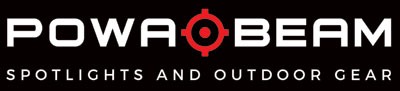 Powa Beam Spotlights and Outdoor Gear