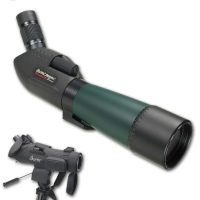 Alpen Rainier EDHD Spotting Scope 20-60x80 Angle