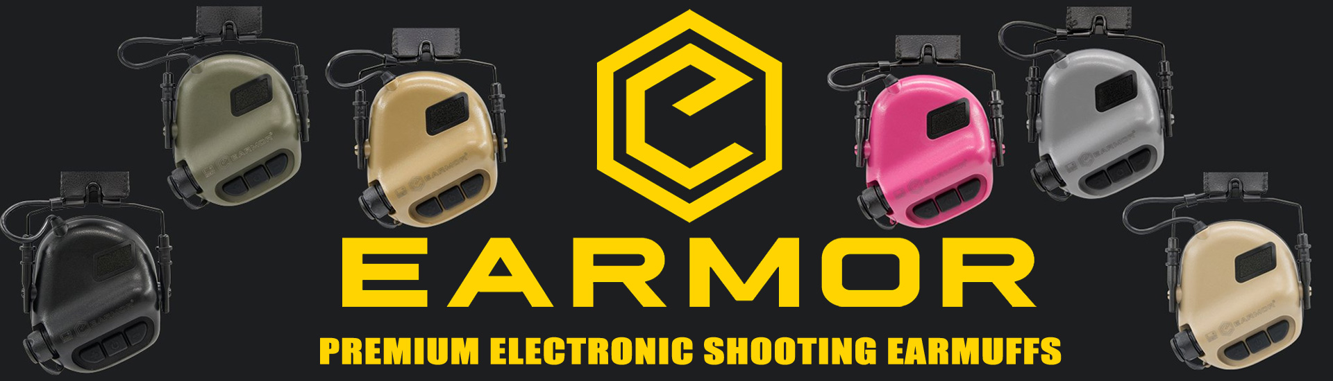 Earmor - Shooting Earmuffs