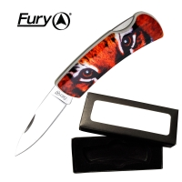 Animal Collector - Tiger Eyes Knife