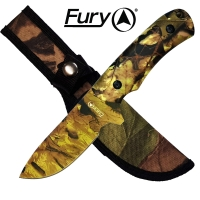 Stealth Camouflage Knife