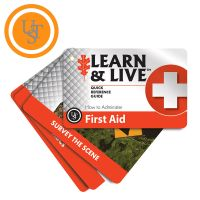 First Aid Cards
