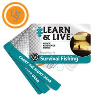 Survival Fishing Cards