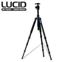 Lucid Optics TP4 Aluminum Tripod w/ Ball Head Mount