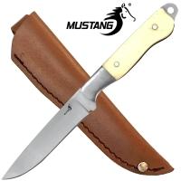 Montana - faux ivory Knife