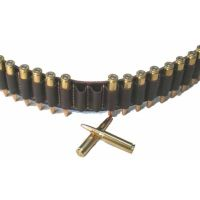 .30cal Leather Ammo Belt