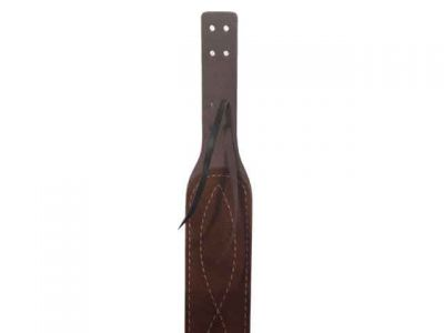 Suede Lined Rifle Sling with Stitching