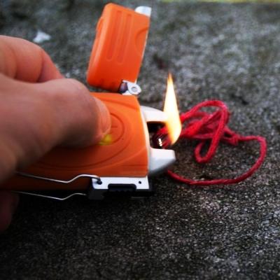 UST TekFire Lighter